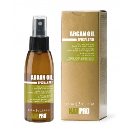 SPRAY ALL'OLIO DI ARGAN