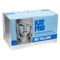 Polvere decolorante NO YELLOW 500 gr - KAYPRO