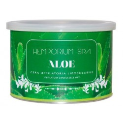 Cera depilatoria all'aloe - Hemporium Spa
