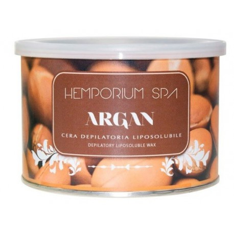 Cera depilatoria all'argan - Hemporium Spa