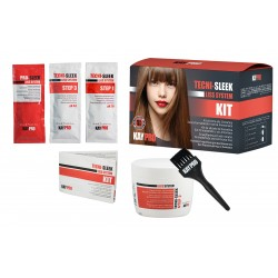TECNI SLEEK - KIT STIRANTE ALLA CHERATINA